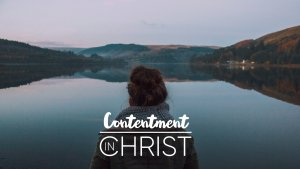 Contentment In Christ