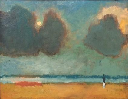 Moonlit Beach