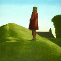 36. Woman and Earthwork