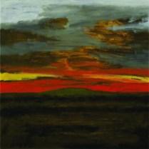 41. Sunset Etchilhampton
