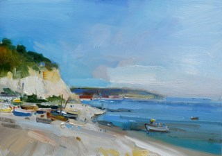 Afternoon Light. Beer David Atkins 14 x 20 inches £1,950