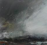 Beinn Dearg Mhor Wester Ross Janette Kerr 28 x 30cm oil on board £750