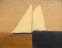 Yacht and Jetty Alfred Stockham