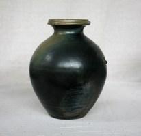 Svend Bayer 10. Jar, Kaki glaze, 30 x 24 £405