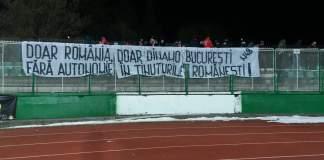 Dinamo szurkolók