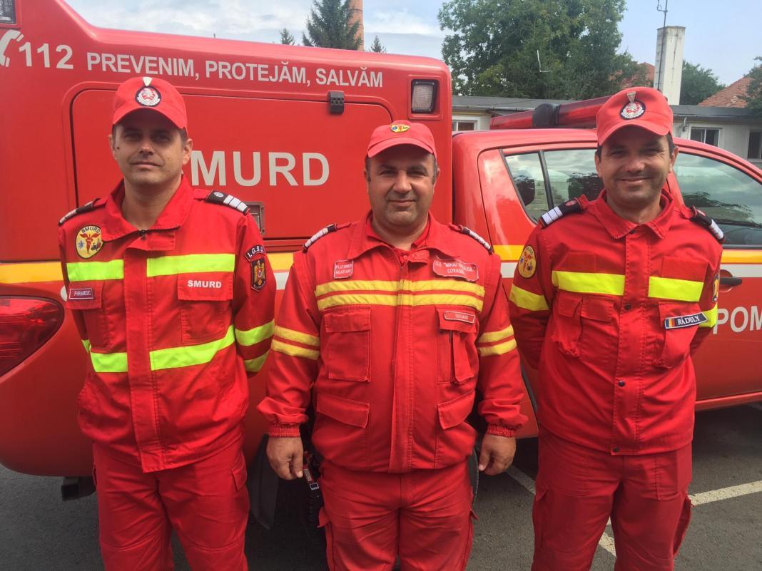 Szülni segítettek a tűzoltók