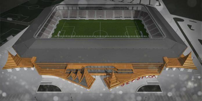 Ilyen lesz az új Sepsi OSK Stadion