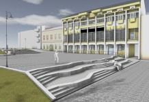 Sepsiszentgyörgyi főtér bővítése