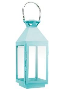 Homesense_Turquoise Lantern_€16.99