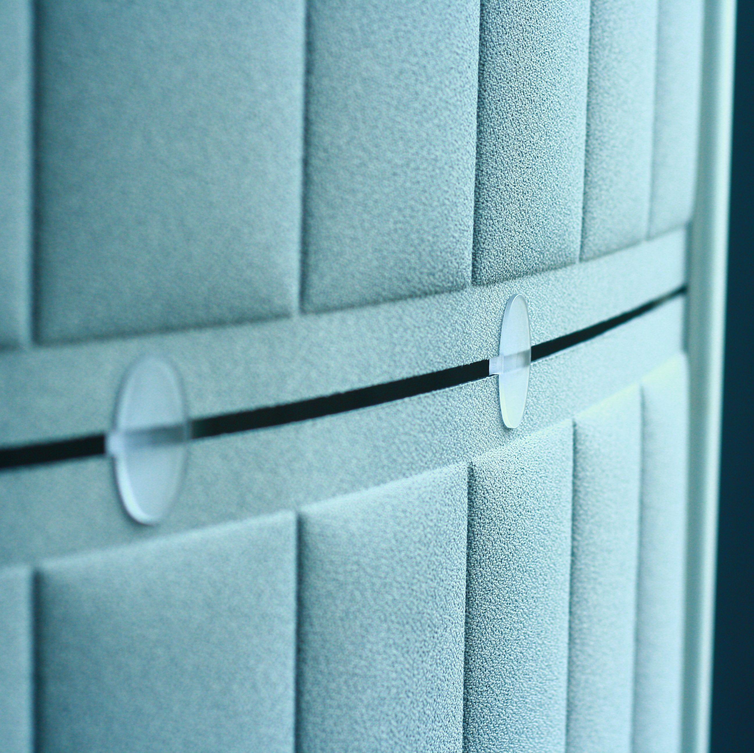 Ecoflex detail blauw