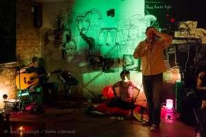 Koncert Joanny Vorbrodt w 6 Zmyśle