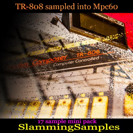 Tr-808 Archives - SlammingSamples