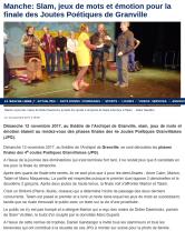 La Manche Libre 12/11/2017