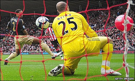 Sunderland Beach Ball Goal