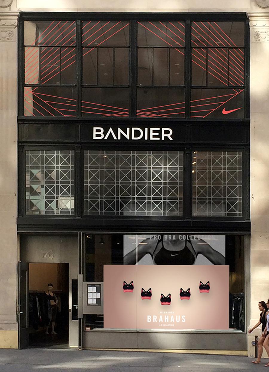 NikeWomen Brahaus at Bandier