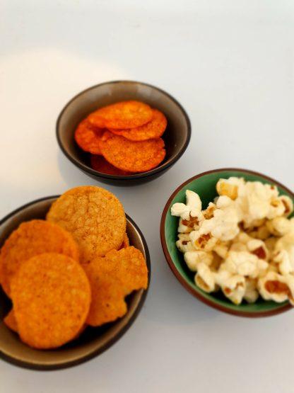 Chips stap 1 parika smaak