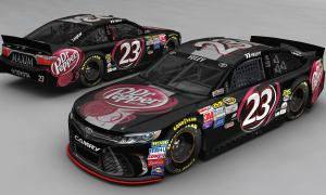 BK Racing: David Ragan Takes Over #23 Dr. Pepper Camry
