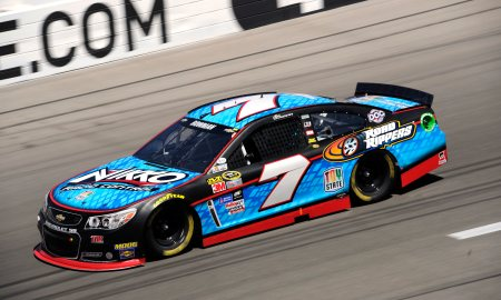 BK Racing: David Ragan Takes Over #23 Dr. Pepper Camry 2