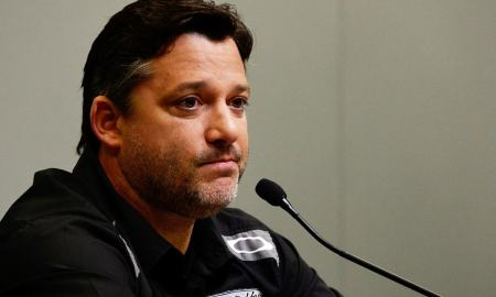 "Tony Stewart: ATV Accident Results In ""Serious"" Back Injury, Hospitalization"