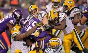 Packers Earn Huge Divisional Win, Down Vikings 30-13