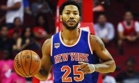 Knicks Guard Derrick Rose Cleared Of All Charges, Set To Join Team