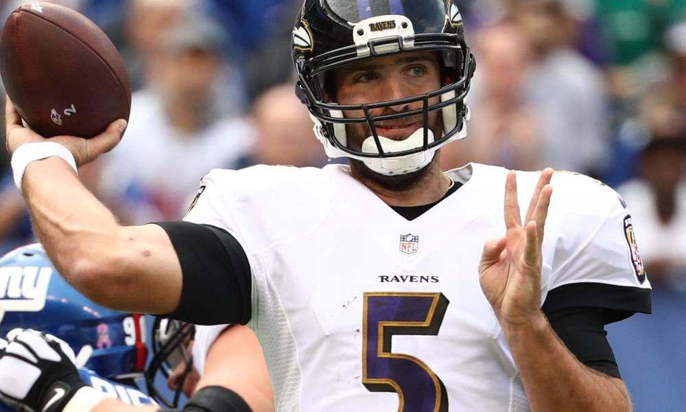 Ravens QB Joe Flacco Misses Second Straight Practice