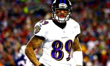 Ravens WR Steve Smith Tweets Message For Giants Kicker Josh Brown