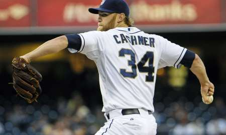 Andrew Cashner Inks 1 Year Deal With Texas Rangers 1