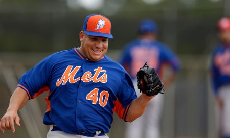 Report: Mets May Not Bring Back Bartolo Colon