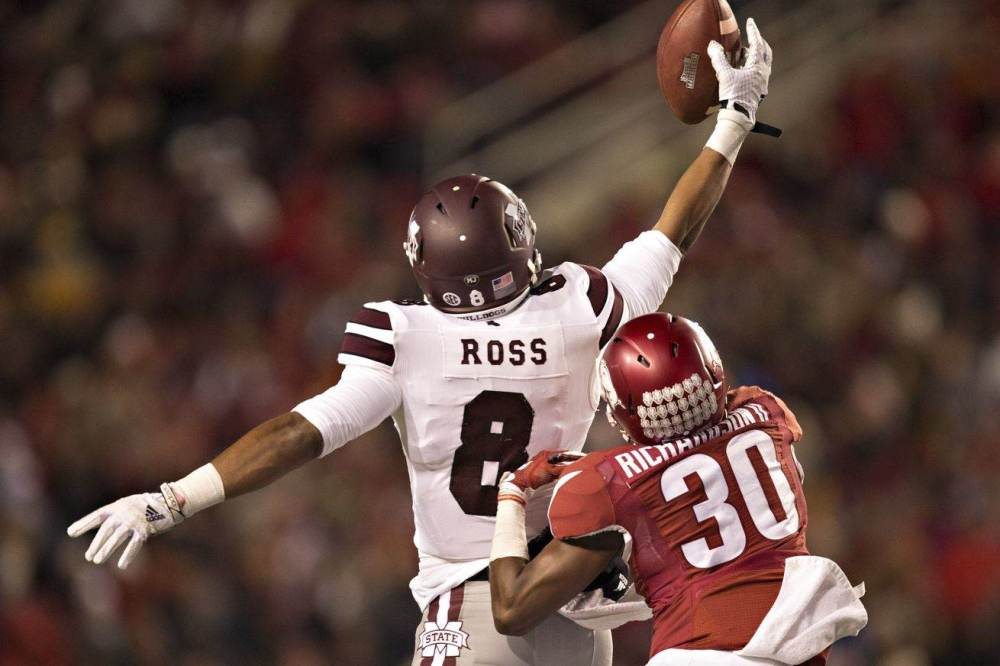 2017 NFL Draft: Reviewing Mississippi State WR Fred Ross