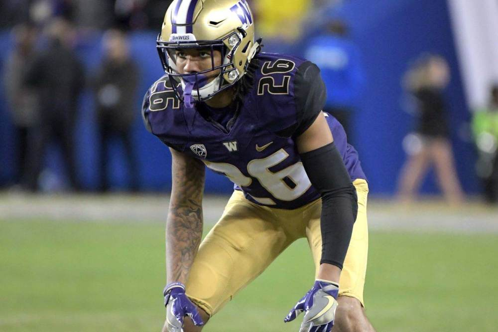 2017 NFL Draft: Reviewing Washington CB Sidney Jones