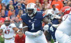 2017 NFL Draft: Scouting Auburn DL Montravius Adams