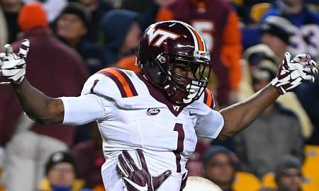 Isaiah Ford, Virginia Tech