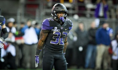 2017 NFL Draft: Scouting Washington Safety Budda Baker 1