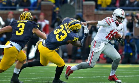 2017 NFL Draft: Scouting Michigan EDGE Taco Charlton 1