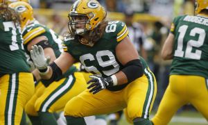 David Bakhtiari And The Art Of Pass Blocking