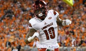 2018 NFL Draft: Scouting Louisville CB Jaire Alexander