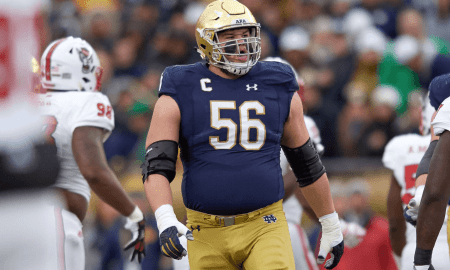 Indianapolis Colts Draft Guard Quenton Nelson 6th Overall