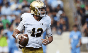 Flaherty's Fighting Irish Recap: Book It!