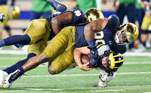 Flaherty's Fighting Irish Recap: Week 1 2