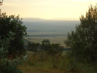 View of the Safari from the Mara West.