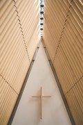 The 'cardboard' Church in Christchurch