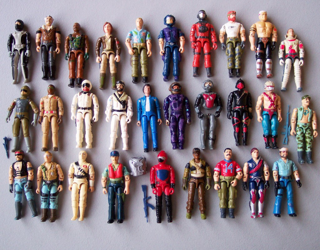 Did You Play With Any Of These Rad 80s Toys