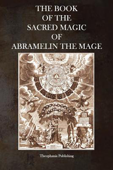 The book of sacred magic of Ambramelin the mage is one of many Cursed Books You Should Never Read