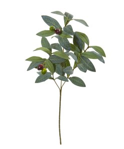 "Nearly Natural 6200-S24 23"" Olive Spray Artificial Plant (Set of 24)"