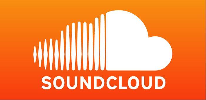 Offline Music Apps: SoundCLoud.