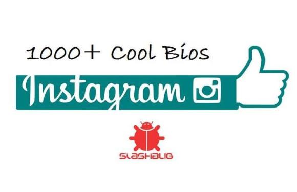 1000+ Cool Instagram Bios, Instagram Status Ideas & Best Quotes for Instagram Bio