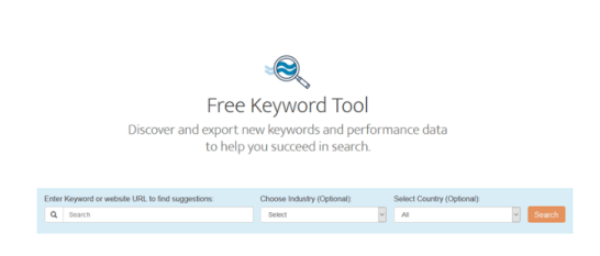 Find Longtail keywords