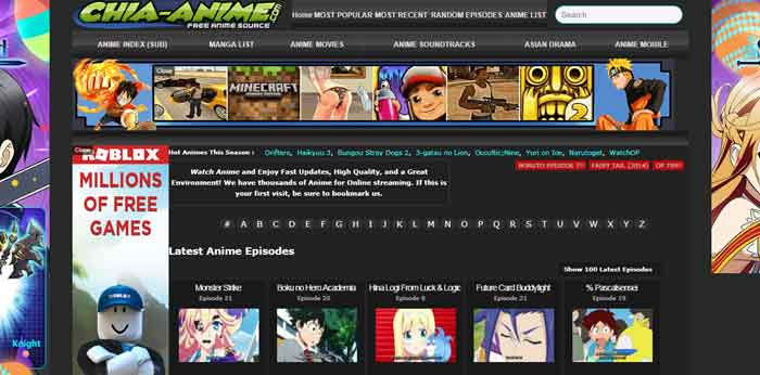 website like kissanime