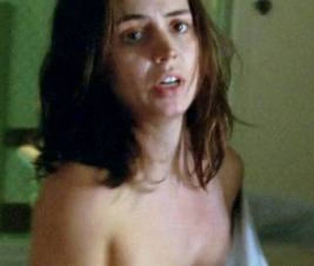 Eliza Dushku Topless Breasts In The Alphabet Killer